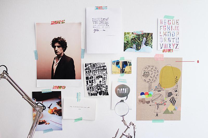 lyon souvenirs print