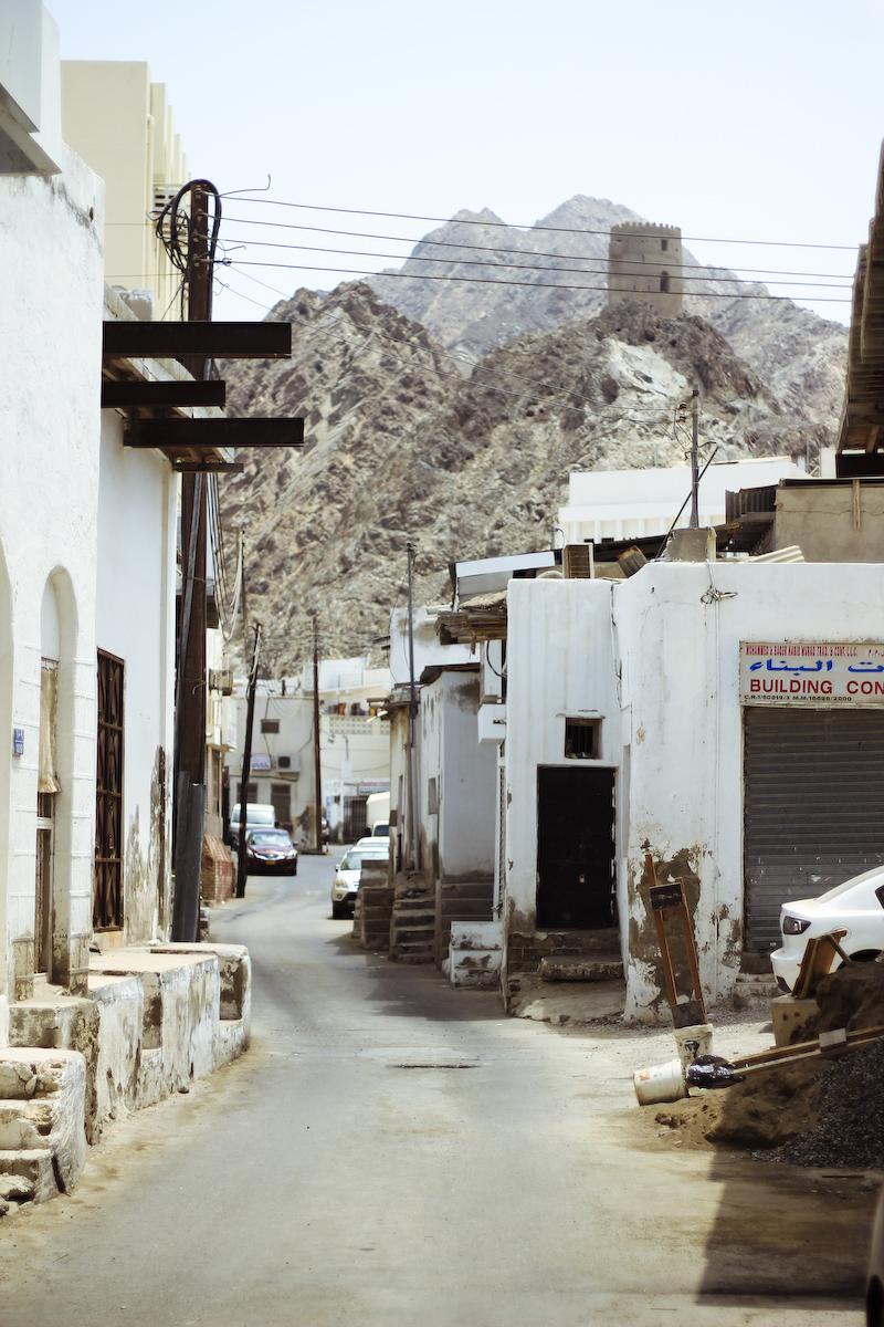 Muscat street