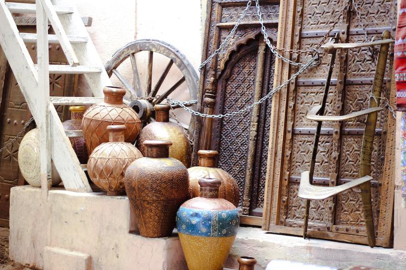muscat souk market