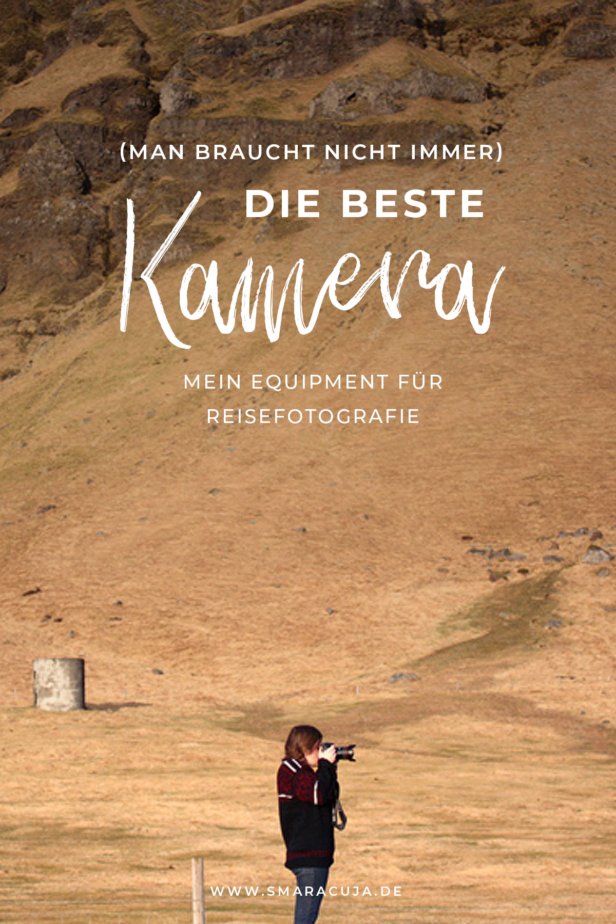 Urlaubsfotos Kameras Equipment Reisefotografie