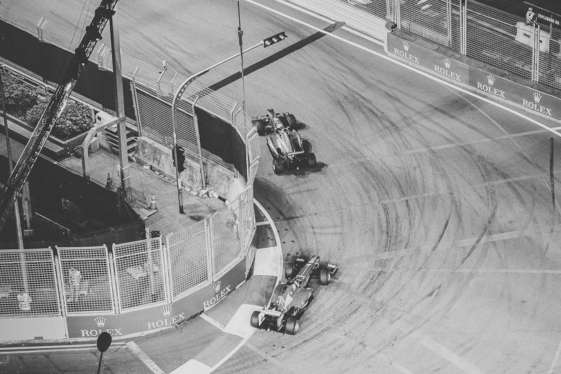 singapore f1 race qualifying