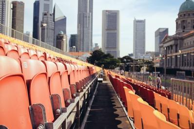 Singapore f1 race grand prix