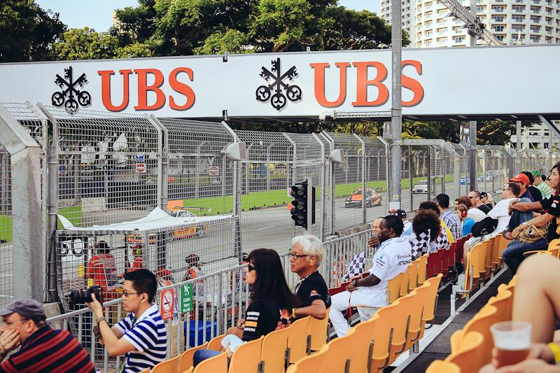 porsche cup singapore grand prix