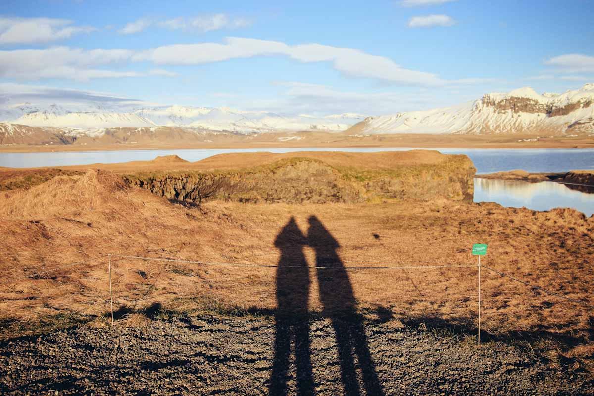 Island Nina und Lisa