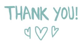 thankyou#