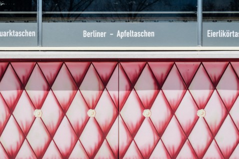 Hamburger Dom Berliner Apfeltaschen