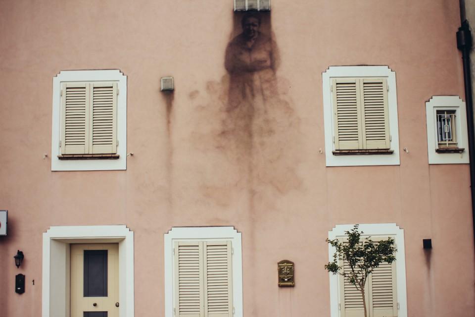 Street Art Eron Rimini