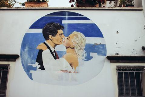 Mural Fellini Rimini