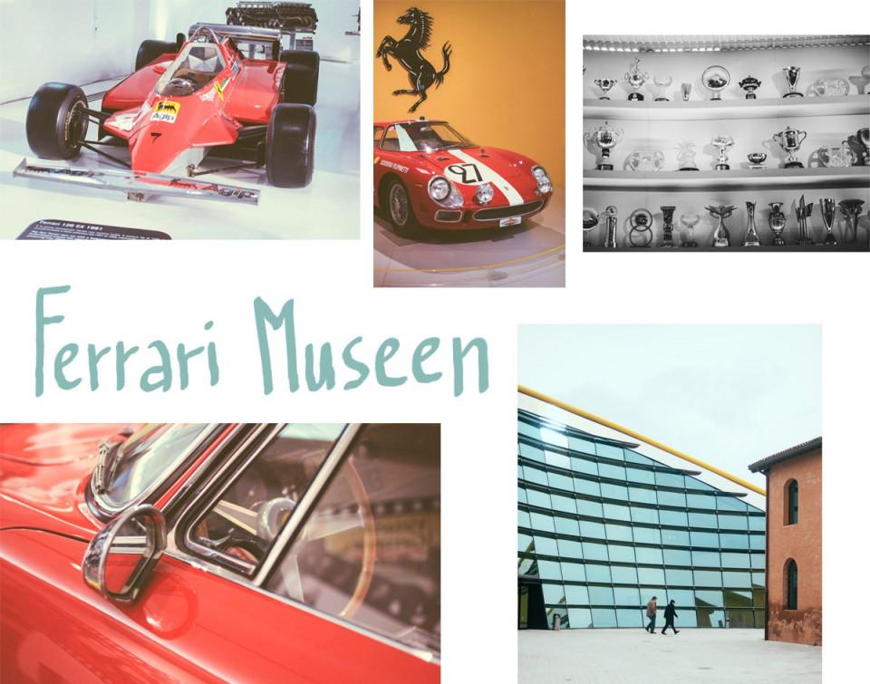 Ferrari Museum Modena Maranello