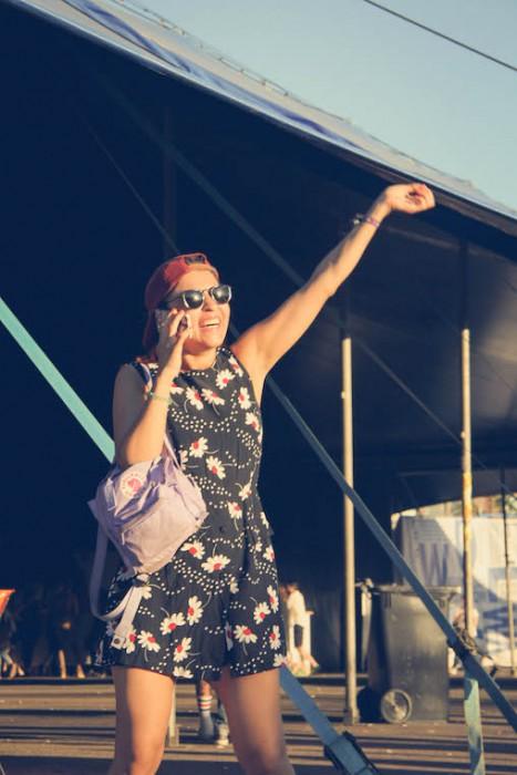 Flow Festival Helsinki 2015 Niederwipper Fans 2
