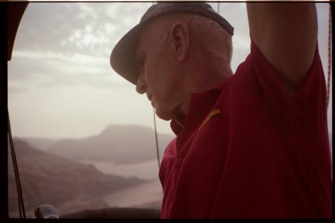 Wadi Rum Ballonfahrt