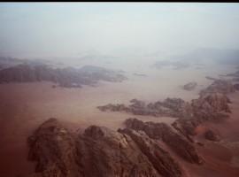 Wadi Rum Ballonfahrt Jordanien