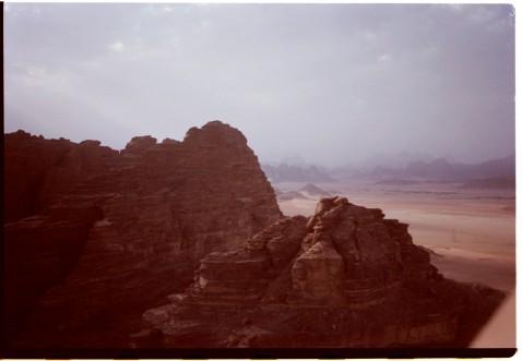 Wadi Rum Ballonfahrt Jordanien Smaracuja