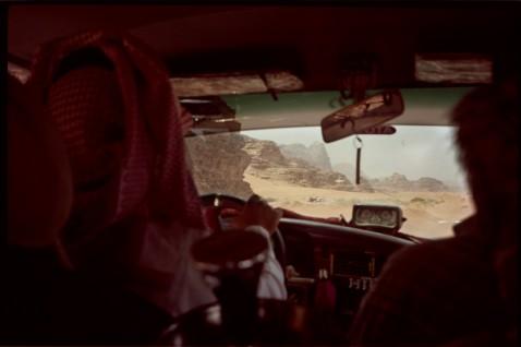 Wadi Rum Jordanien Ballonfahrt Charlotte Schreiber
