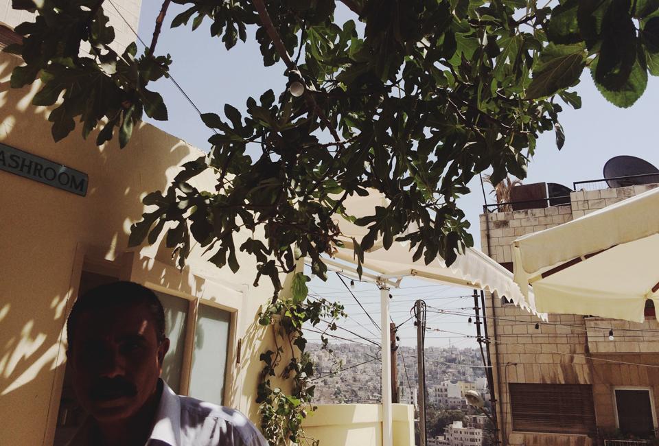 Beit Sitti Amman Jordanien Smaracuja