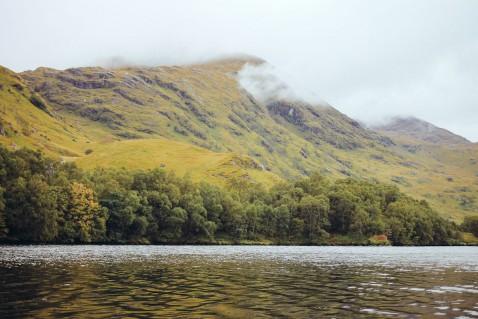 Schottland Glenfinnan Mallaig