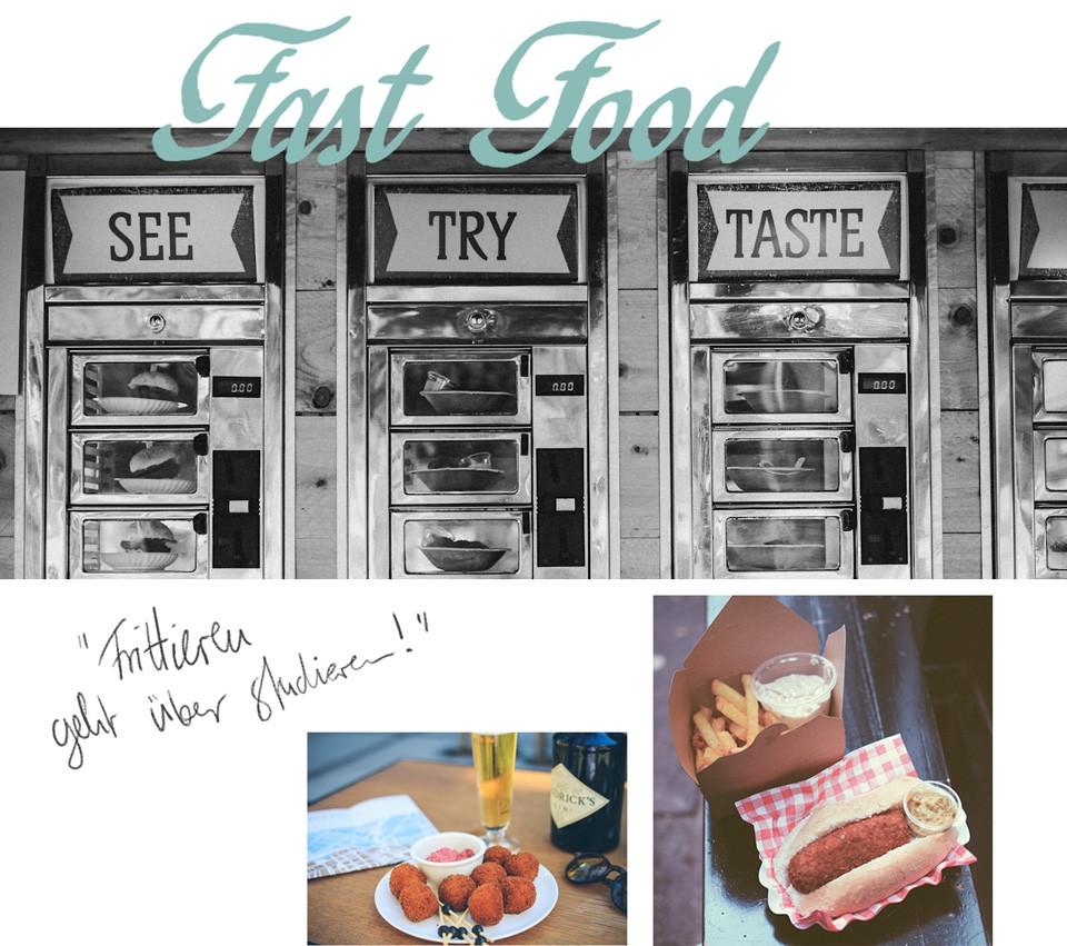 Rotterdam frittieren fast food kroket bitterballen