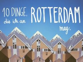 Rotterdam Cube Houses Architektur Niederlande Smaracuja