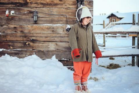 Lappland Weihnachtselfen Levi
