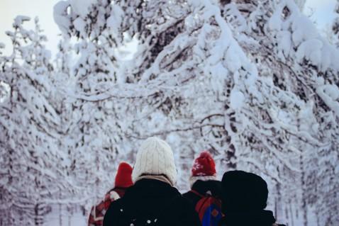 Lappland levi finnland