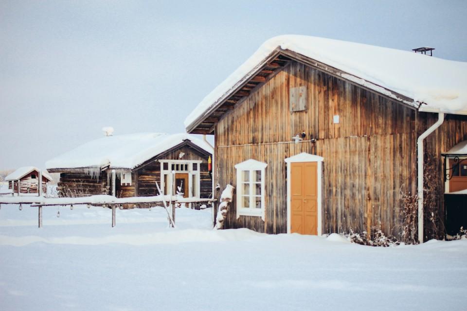 Lappland Smaracuja Hullo Poro
