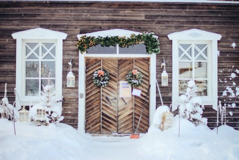 Lappland Smaracuja 6 Weihnachten