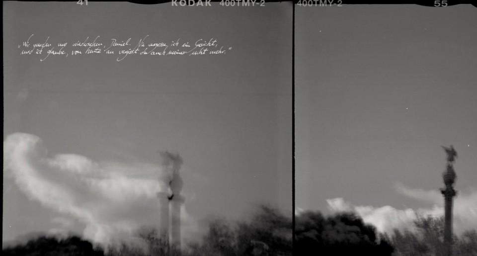 Der Schatten des Windes Smaracuja