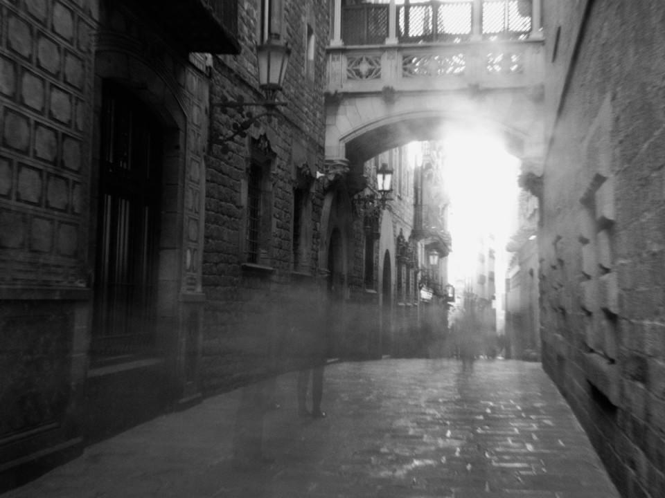 Barcelona Schatten des Windes
