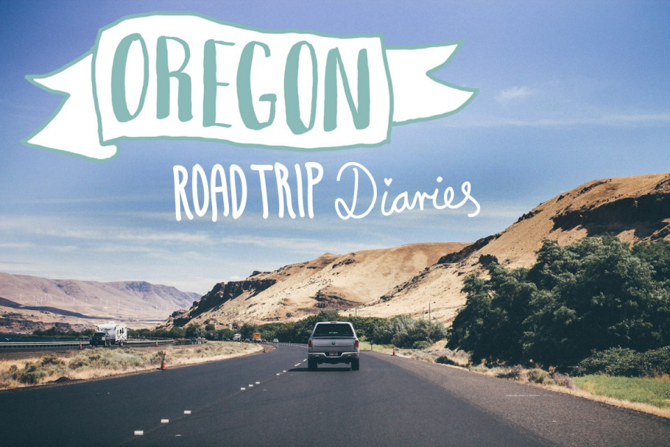 Roadtrip Oregon Route Smaracuja