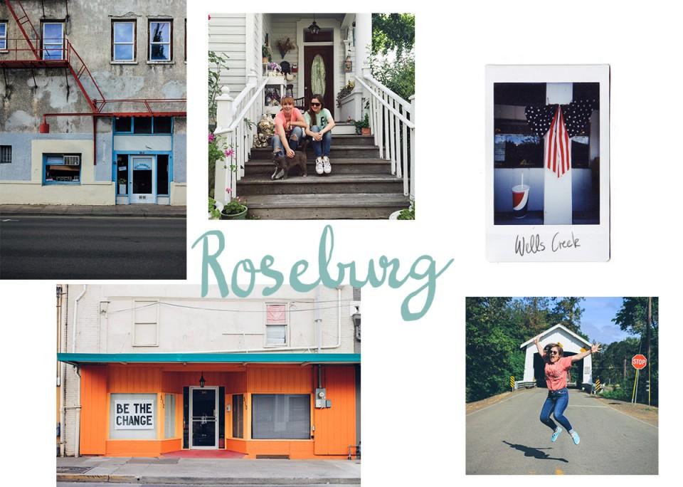Roseburg Oregon