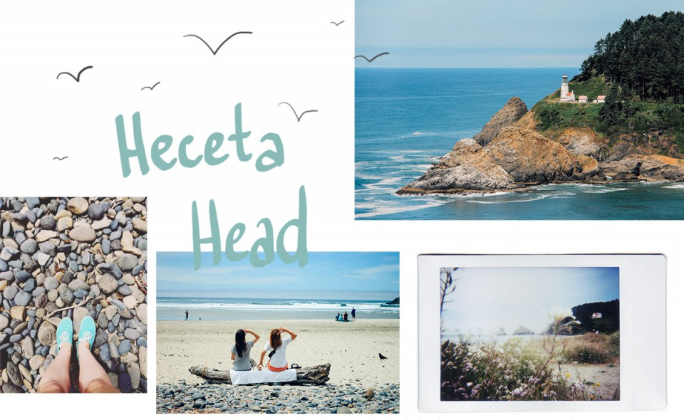 Heceta Head Oregon