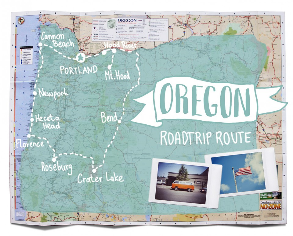 oregon roadtrip route smaracuja
