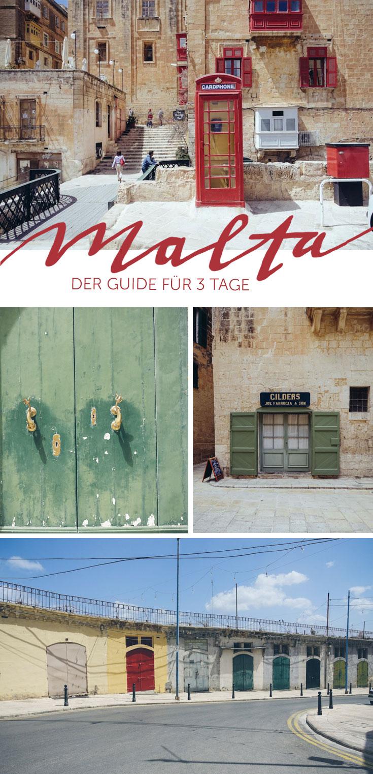 Von Valetta, der blauen Grotte und Game of Thrones in Mdina - Der Guide für 3 Tage Malta
