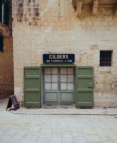 Smaracuja Malta Mdina