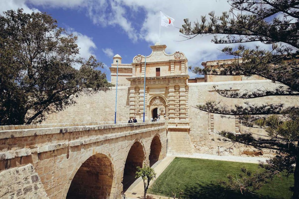 Smaracuja Mdina Game of Thrones Kings Landing