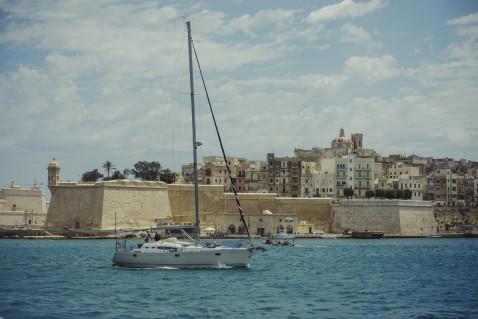 Smaracuja Malta Segelyacht Dominacharters