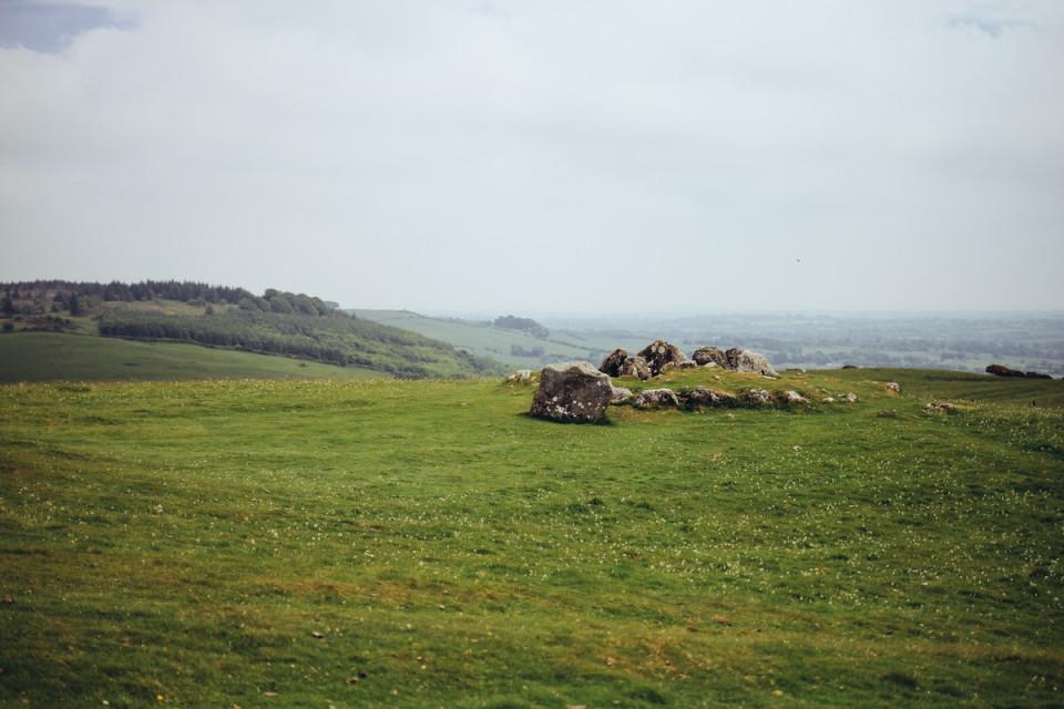 Smaracuja Ireland's Ancient East Loughcrew Cairns Irland