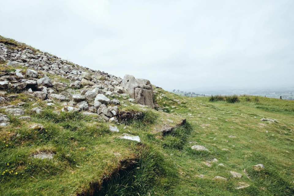 Smaracuja Ireland's Ancient East Loughcrew Cairns Irland