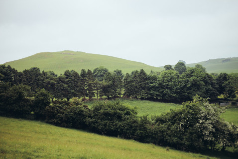 Smaracuja Ireland's Ancient East Hills of the Witch Irland