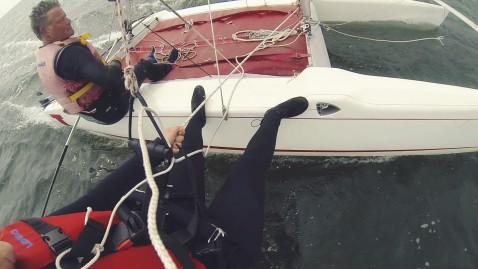 katamaran topcat segeln imjaich rügen