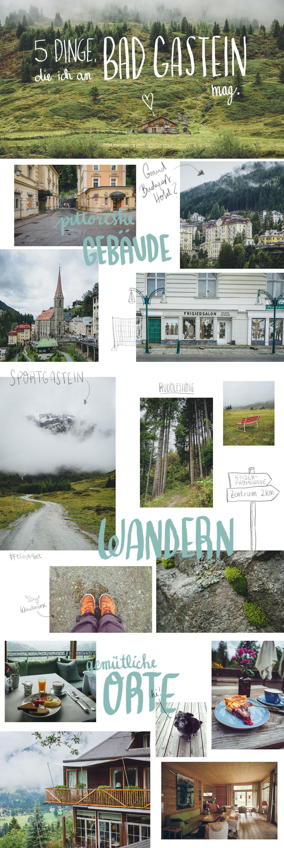 Bad Gastein - Ein Wochenende im Salzburger Land in Österreich zum Wandern, erholen und Kunst gucken