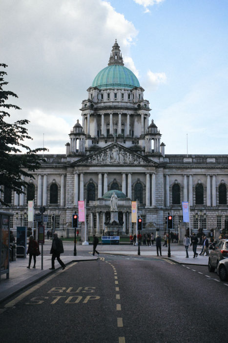 Belfast Tipps City Hall