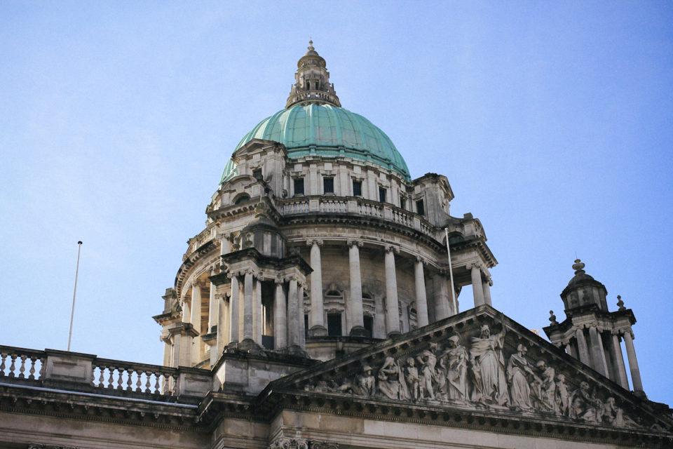 Belfast Städtereise Tipps City Hall