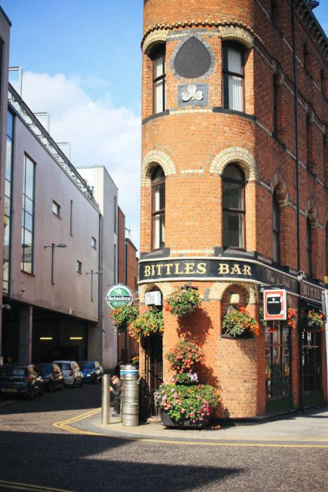 Belfast Tipps Flat Iron