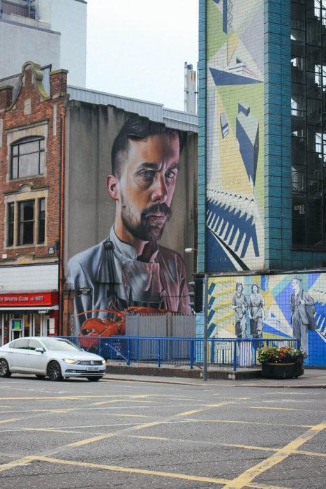 Belfast Tipps Street Art