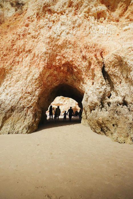 Algarve Tipps Praia dos tres irmaos