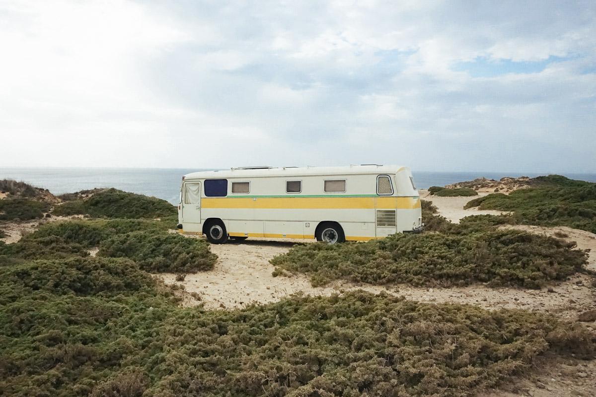 Algarve Surfen Capervan Smaracuja