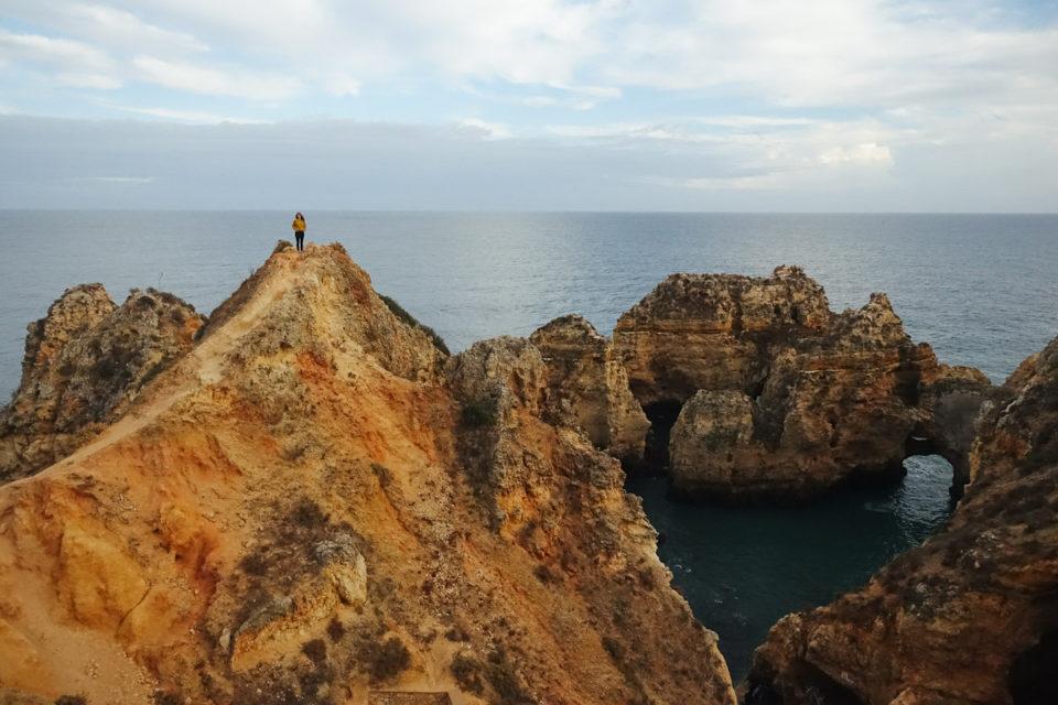 Algarve Tipps Portugal Lagos Ponta Da Piedade