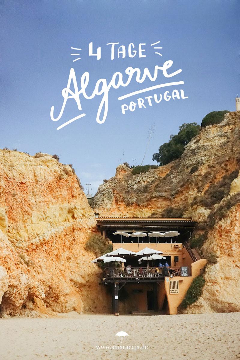 Unsere Highlights der Algarve - Von der Felsküste bis hin zum bergigen Hinterland