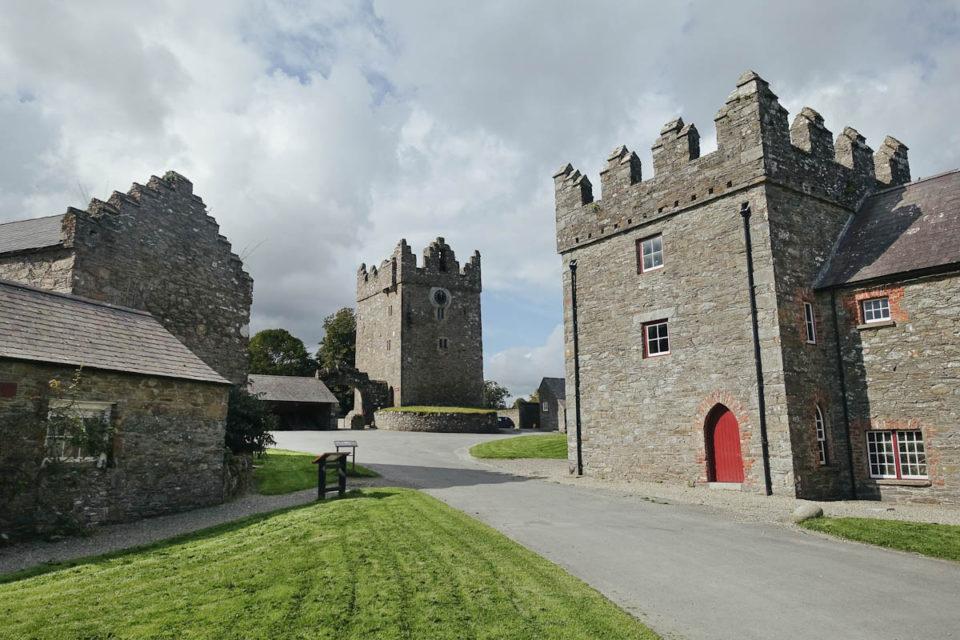 Castle Ward Game of Thrones Nordirland
